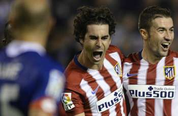 Atletico Madrid boosted by Tiago return