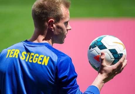 Ter Stegen: I enjoy the Barcelona way