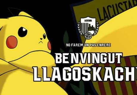Wah, Llagostera Rekrut Pikachu!