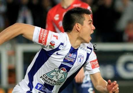 Three Euro teams want Lozano