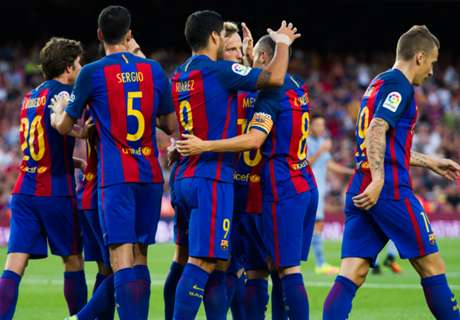 WATCH: Messi's magic free kick