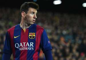 Best forward of 2015 = Lionel Messi, Barcelona