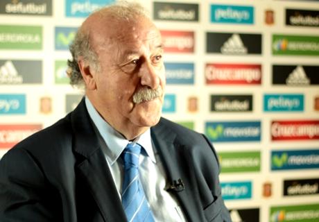 Entrevista con Vicente Del Bosque
