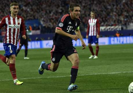 Betting: Bayern Munich - Atletico Madrid