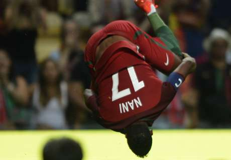 Amistoso: Portugal 5-0 Gibraltar