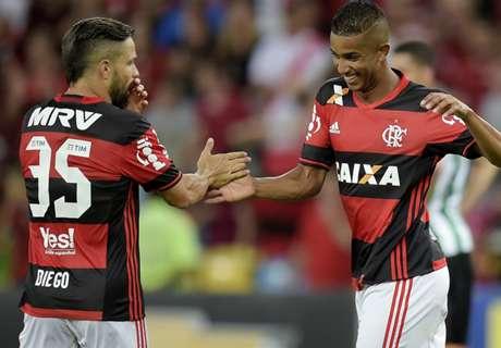 Jugador del Flamengo rechaza al City