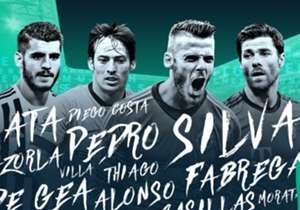 Goal te trae un repaso a cómo lo han hecho los futbolistas españoles que militan en las principales ligas internacionales