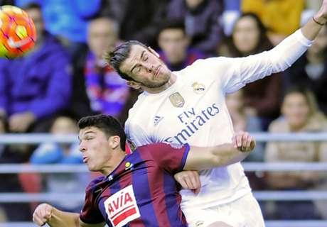 Real Madrid recuperó la sonrisa