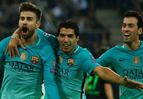 Barca fight back for victory