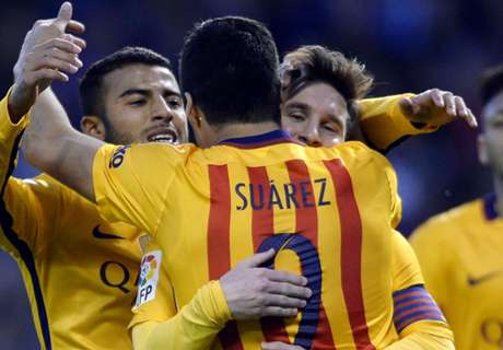 Suarez: Barca more together than ever