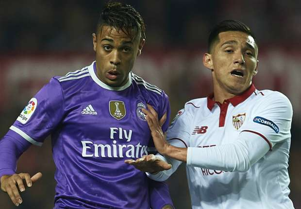 Sevilla 3-3 Real Madrid (agg. 3-6): Benzema strikes late to set new record