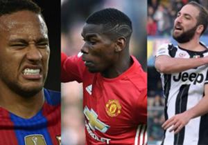 L'observatoire du Football CIES et France Football ont mis sur pieds une liste des 20 footballeurs dotés de la plus grande valeur marchande actuellement dans le monde.