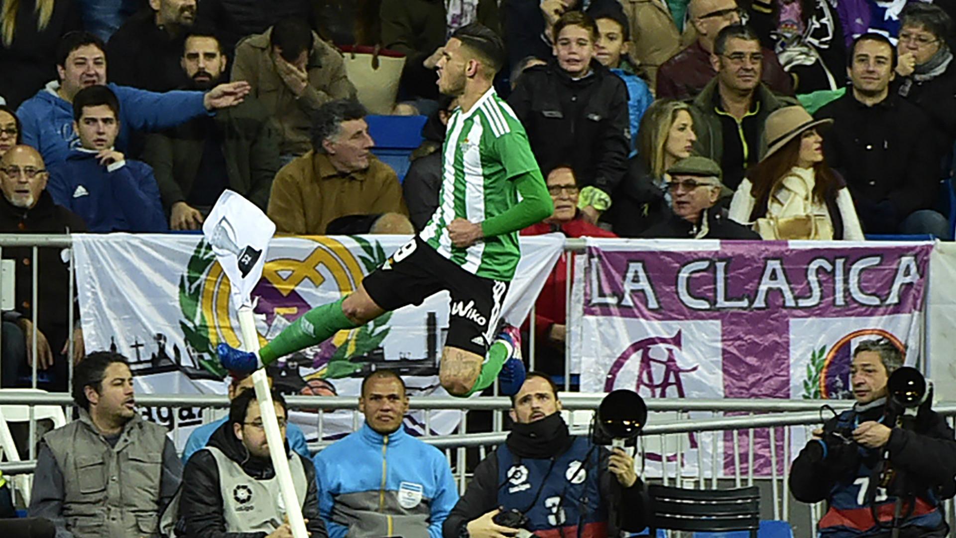 Toni Sanabria Real Madrid Betis LaLiga