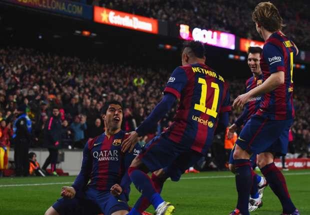 Nach dem Clasico-Sieg beträgt der Vorsprung der Katalanen auf Real bereits vier Punkte
