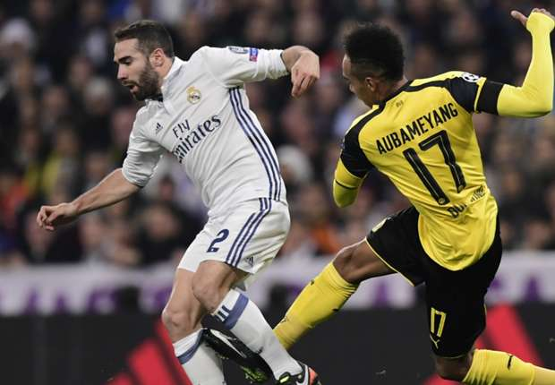Real Madrid 2-2 Borussia Dortmund: Blancos lose top spot as Reus fights back
