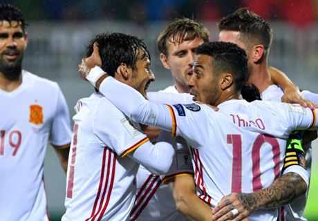 Preview: Spanyol - Makedonia