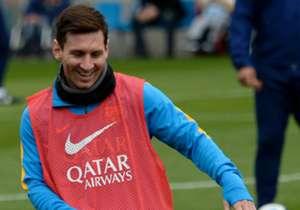 Lionel Messi kommt in der laufenden Spielzeit auf 24 Tore in 28 Pflichtspielen für den FC Barcelona