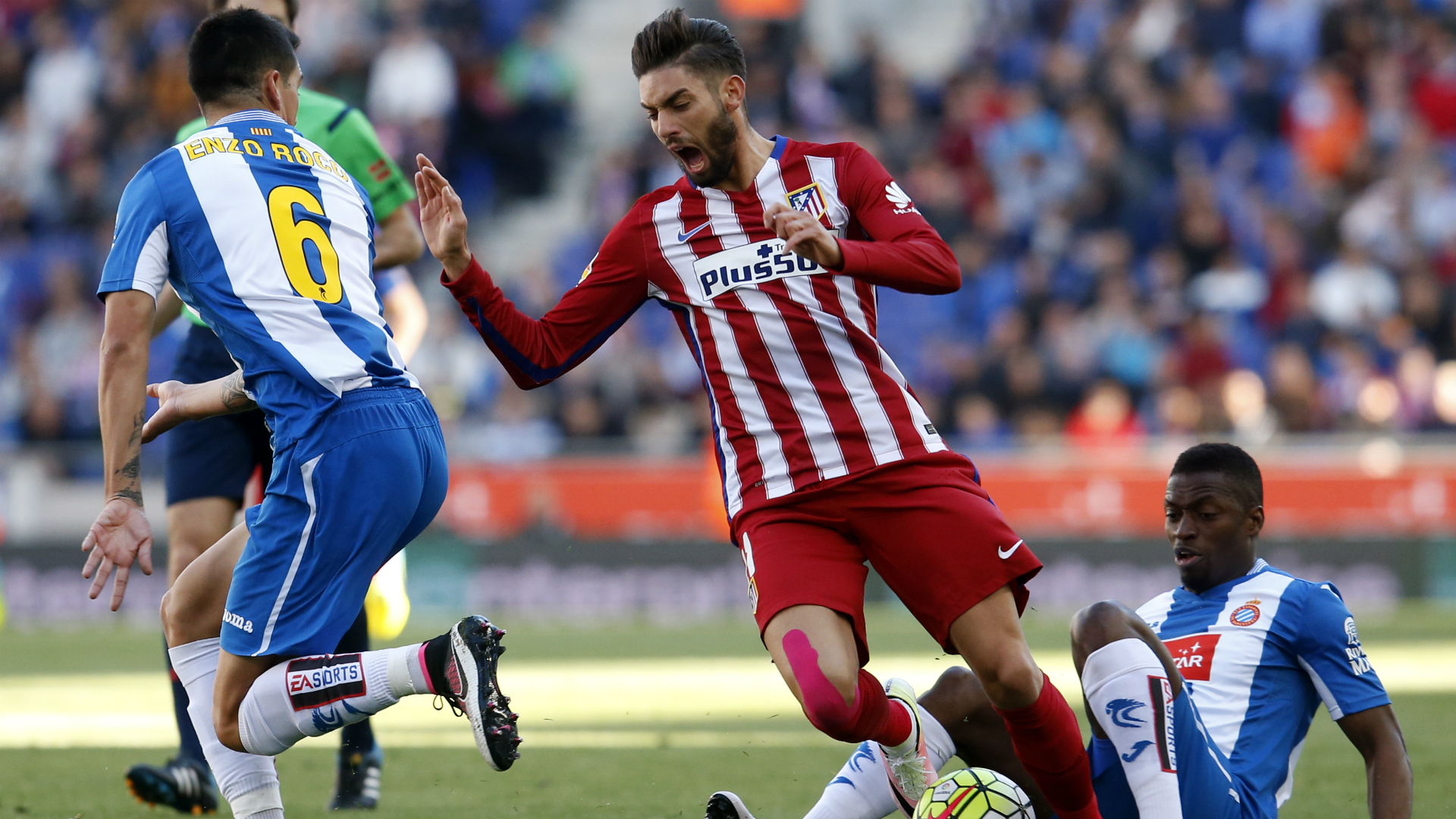 Video: Espanyol vs Atletico Madrid