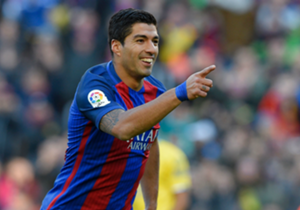 On the back of turning 30, Goal has taken a look at nine iconic moments from Luis Suarez's incredible career, from firing Uruguay to the Copa America to winning the Golden Shoe...