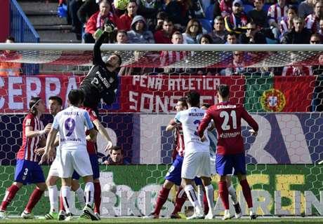 Atletico Rebut Puncak La Liga