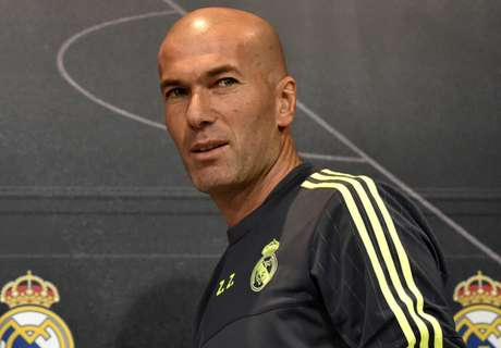 Terungkap, Madrid Nyaris Pecat Zidane