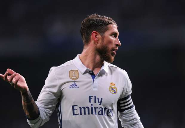 Real Madrid captain Sergio Ramos happy to see Barcelona lose