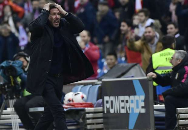 سيميوني: برشلونة لم يتأهل وهم يدركون ذلك