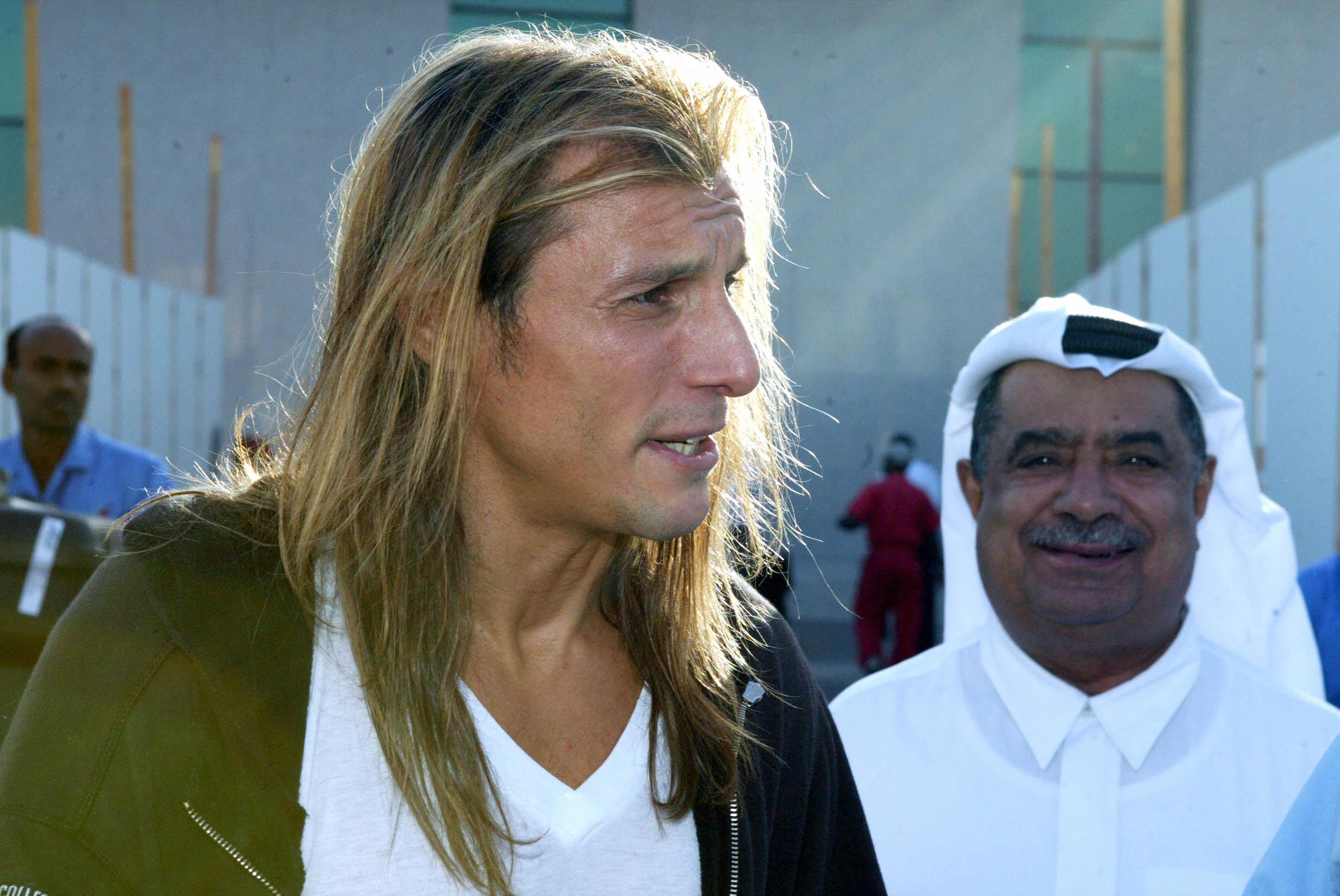 The gallery for --> Claudio Caniggia 2014