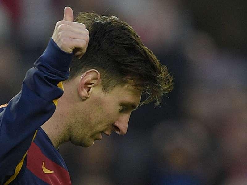 Messi left out of Barcelona squad for Villanovense game