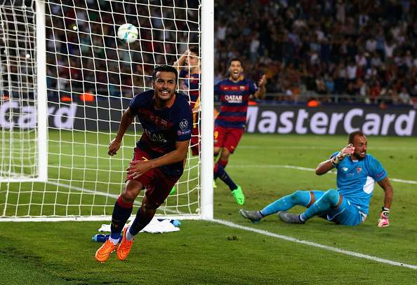 Thierry Henry backs Barcelona's Pedro to thrive in Premier League
