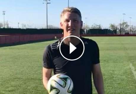 ►Schweinsteiger agradece al Mallorca