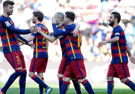 Barcelona y otra goleada