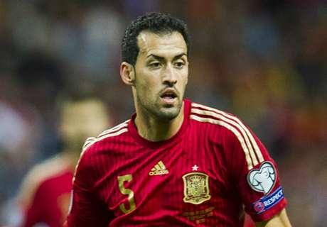 Busquets verlaat Spaanse teamselectie
