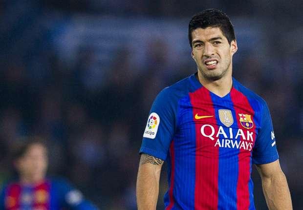 Luis Suarez: Barcelona Dihukum