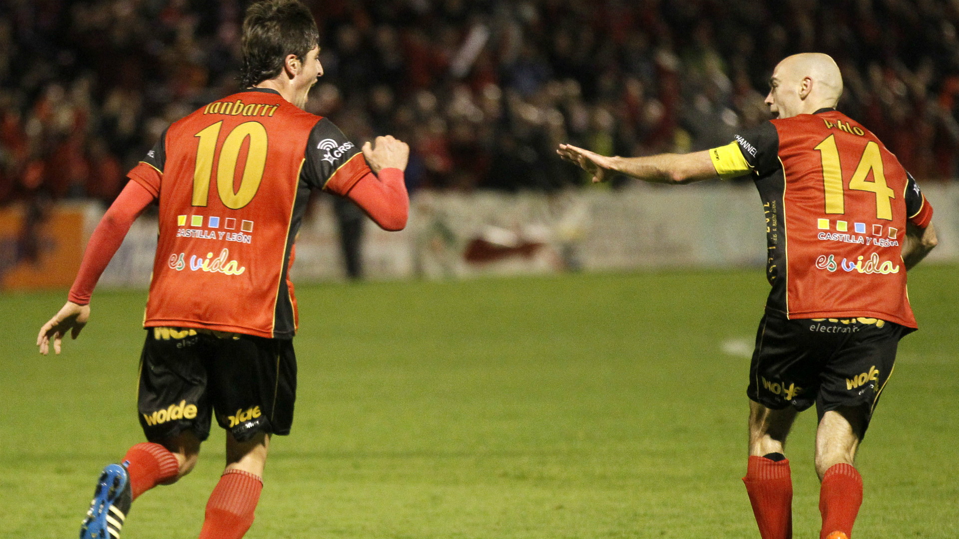 Video: Mirandes vs Malaga