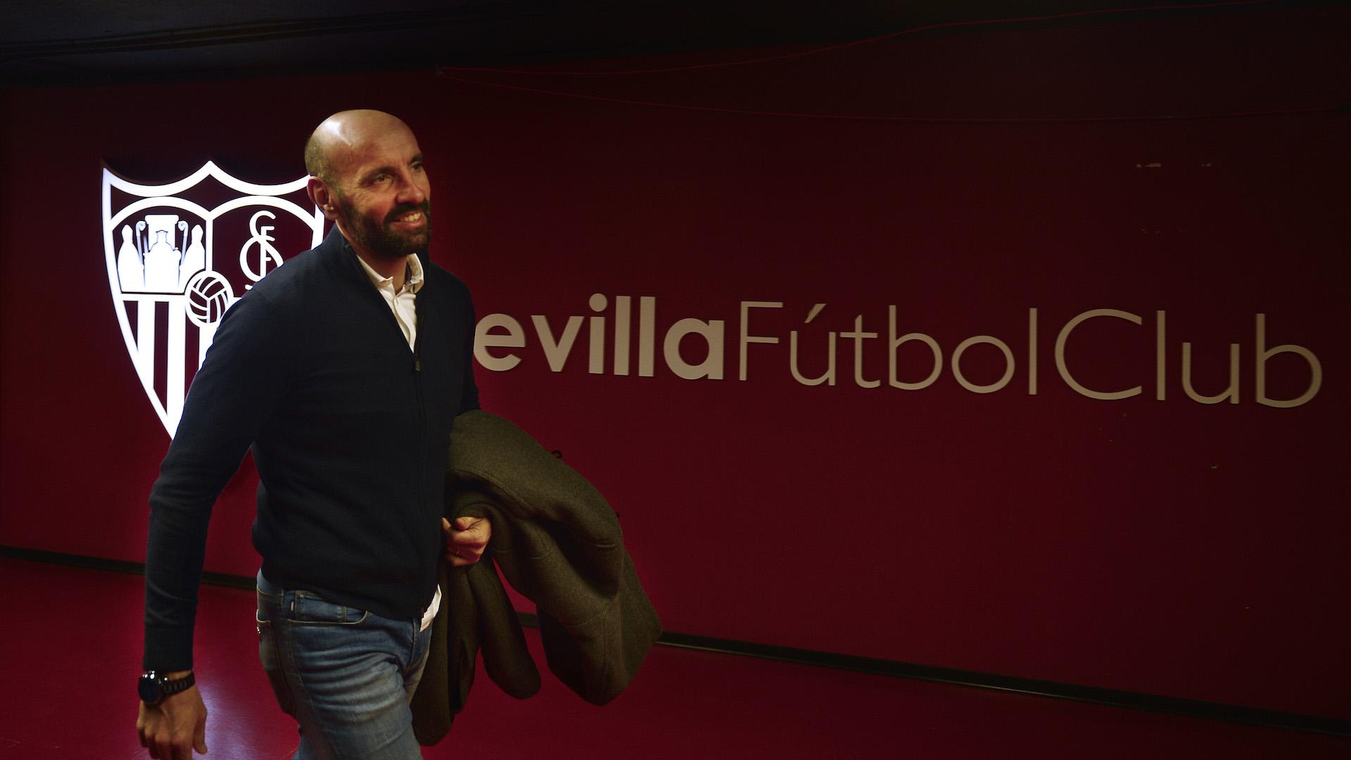 Monchi deja Sevilla tras 25 años para llegar a la Roma