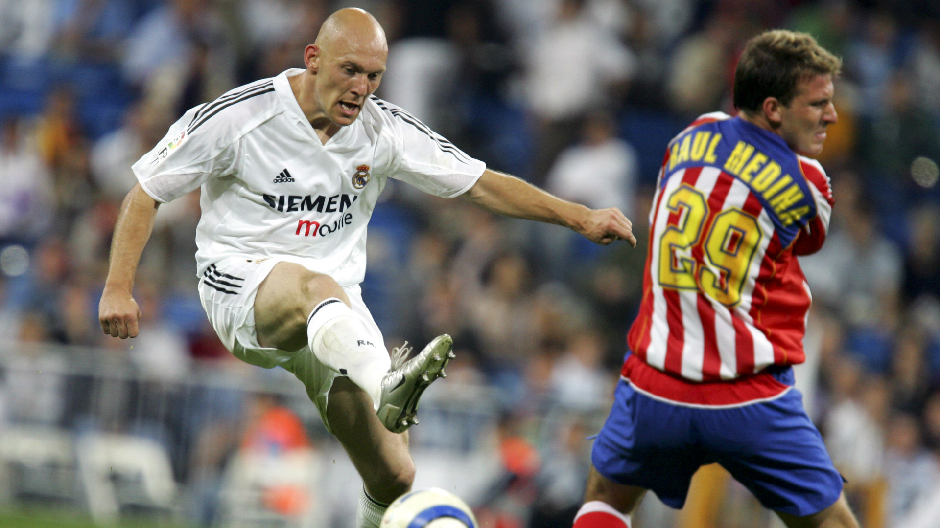 Gravesen Real Madrid Atlético 210505