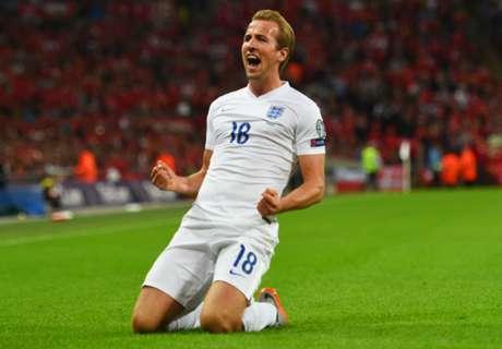 Kane se uspoređuje s Ronaldom i Messijem