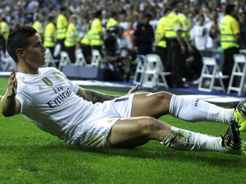 """Rafa Benítez: """"A qualidade de James Rodríguez é inquestionável"""""""