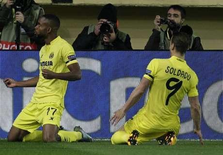 Lazio Imbang, Athletic & Villarreal Menang