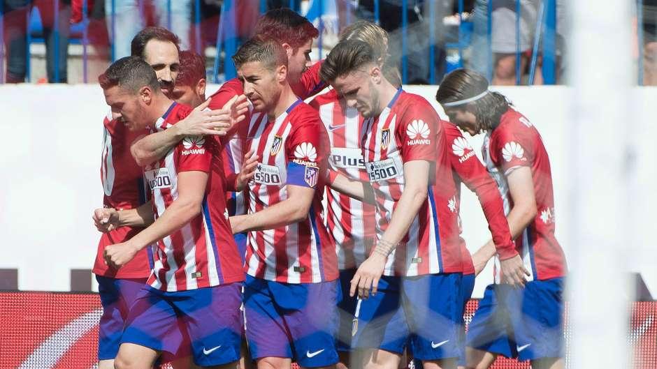 la liga fixtures atletico madrid