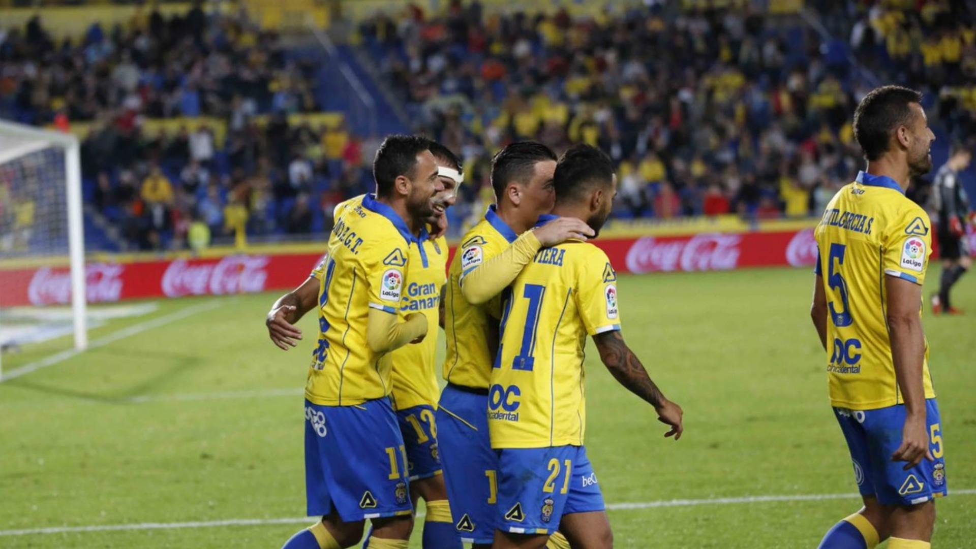 Las Palmas Athletic Club LaLiga.