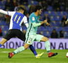 Barca's blushes spared in CdR