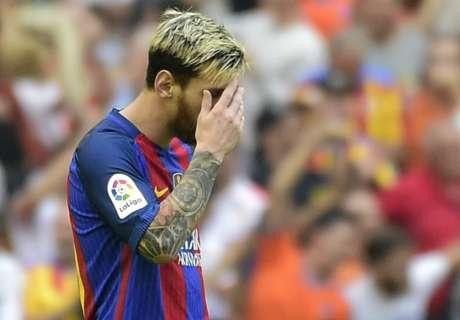 Messi beleidigt Valencia-Fans