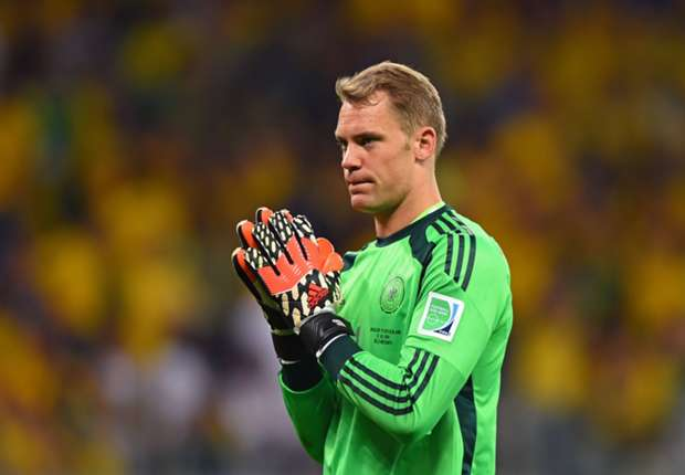 Germany were nervous - Neuer