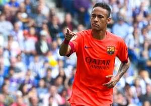 Neymar foi um dos principais nomes do Barcelona e deixou seu nome na história do clube ao marcar o gol do título da Champions League