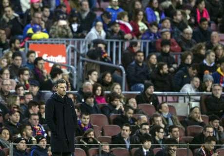 바르셀로나, 8년 만에 평균 점유율 최저치