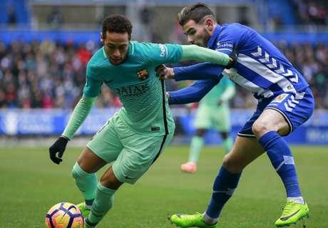 PREVIEW: Barcelona - Deportivo Alaves