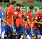 Sergi Roberto shines in Spain win