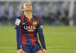 Pedro Rodriguez Real Sociedad Barcelona La Liga 04012015